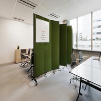 Freestanding Partitions