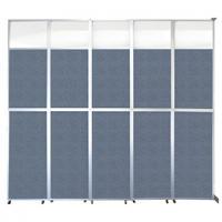 Versare Operable Folding Wall Room Divider