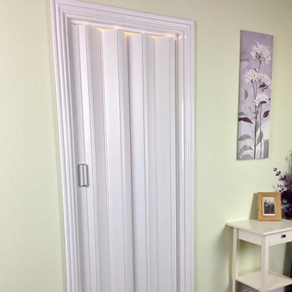 Remarkable Folding Door White Contemporary - Exterior ideas 3D ...