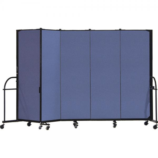 Heavyduty 5 Panel Room Divider Space Management Products