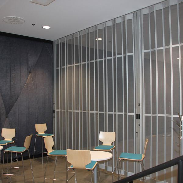 MobiFlex AeroFlex Perforated Steel Panels
