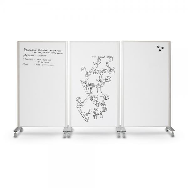 MooreCO Platinum Lumina Room Dividers