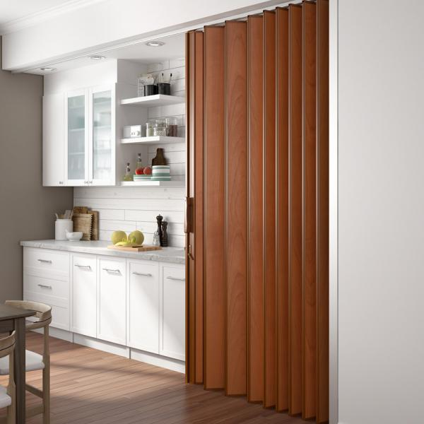 Woodfold Accordion Doors Series 240 Space Management