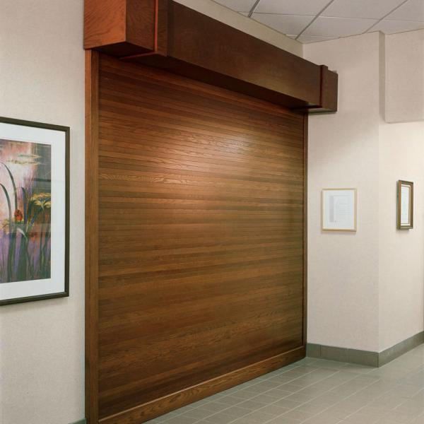 Woodfold Custom Roll Up Doors