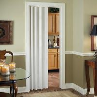 with solid sliding accordion slider and door via doors vinyl hinges interior closet decorative folding flexible