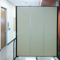 Screenflex Freestanding Room Dividers (3 Panels)