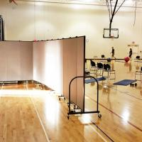 Screenflex Freestanding Room Dividers (13 Panels)