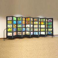 Screenflex Heavy Duty Room Dividers (11 Panels)