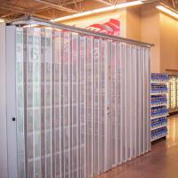 Dynamic EZ-Vent Aisle Guard Closures